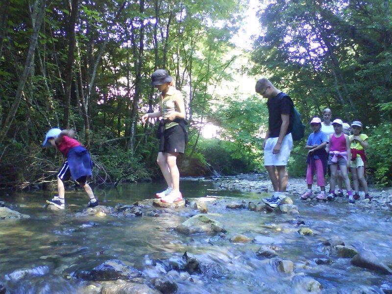 Rando rivière